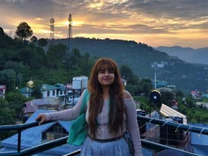 Sceinic Views from Kasauli Hotels