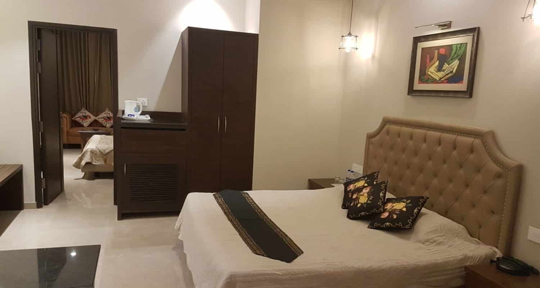 Luxury Room Accommodation with  Modern Facilities, resort in Himachal Pradesh