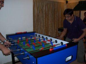 Table-Soccer, Foos ball